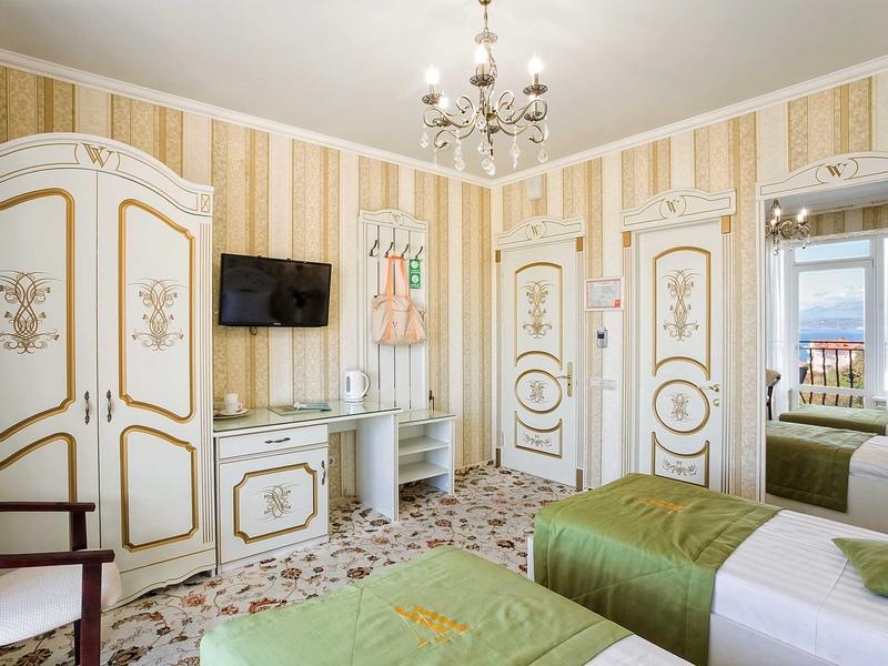Комфорт VIP двухместный отеля Вилла Валентина