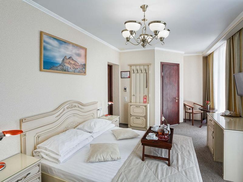 Полулюкс Улучшенный двухместный отеля Вилла Валентина
