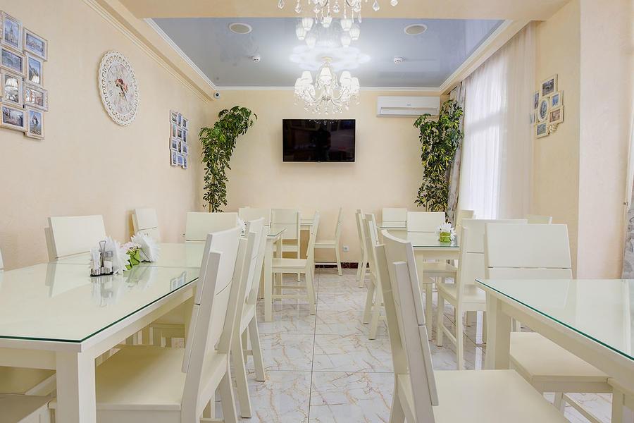Ресторан отеля Вилла Валентина