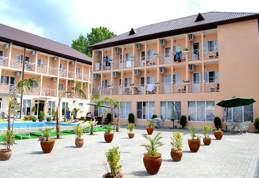 Отель Viva Maria, Гячрыпш, Гагра, Абхазия