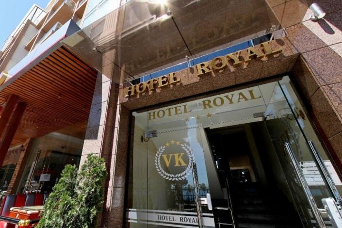 VK Hotel Royal, Алушта, Крым