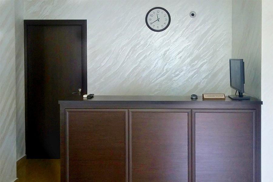 Служба приема и размещения отеля Волна
