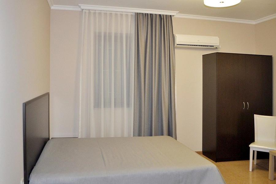 Стандартный номер отеля Волна