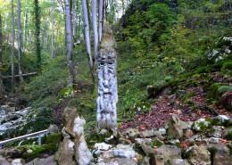 Окрестности Воронцовской пещеры