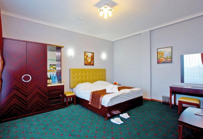 Номер VIP двухместный двухкомнатный Wellness Park Hotel Gagra