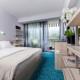 Улучшенный двухместный с двуспальной кроватью в отеле Ялта-Интурист