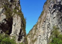 Юпшарское ущелье, Абхазия
