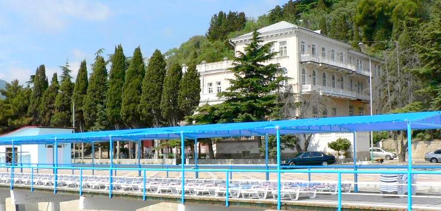 Гостиничный комплекс Юстас-Крым, Алушта