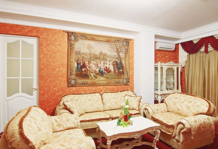 Вилла-Люкс двухместный двухкомнатный санатория Южное взморье