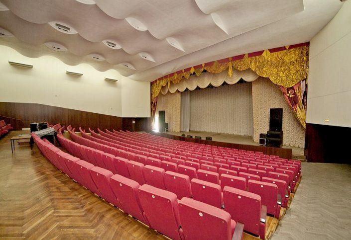 Кино-концертный зал санатория Южное взморье