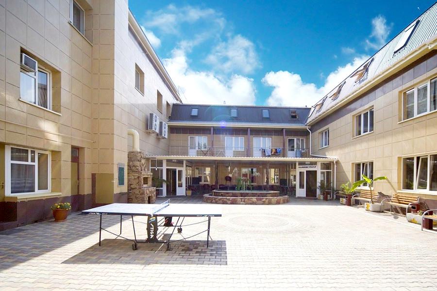 Отель Южный город, Анапа