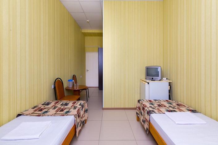 Стандарт двухместный отеля Южный город