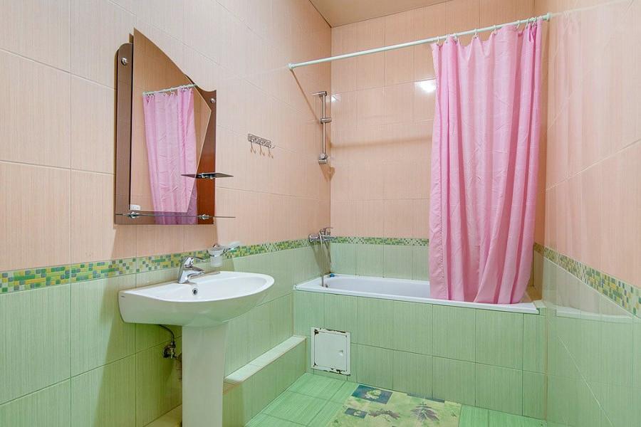 Туалетная комната номера Люкс отеля Южный город