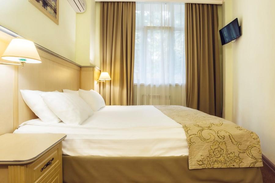 Супериор двухкомнатный с балконом или террасой санатория Заполярье