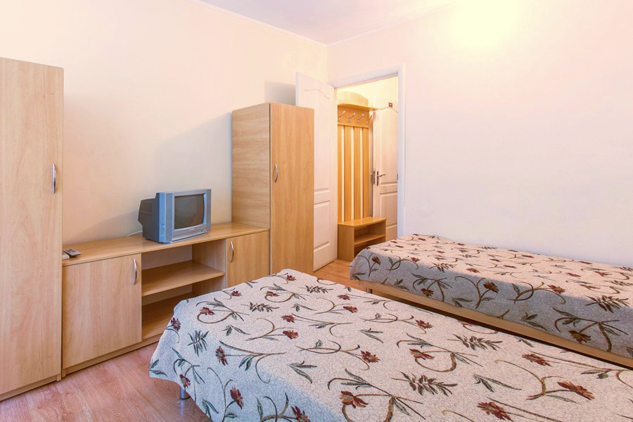 Улучшенный двухместный номер санатория Запорожье