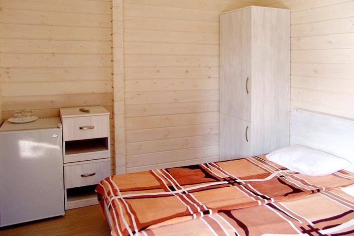 Стандарт Эконом двухместный курортного комплекса Заря Анапы