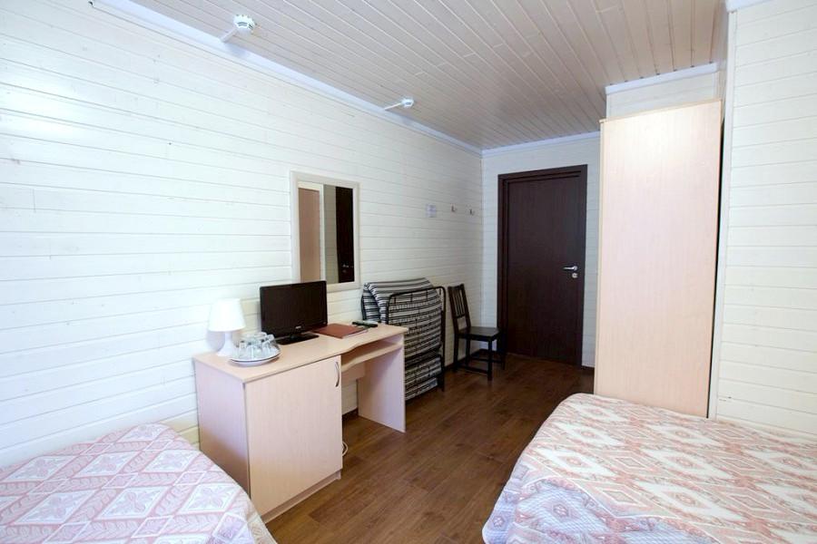 Стандарт трехместный курортного комплекса Заря Анапы