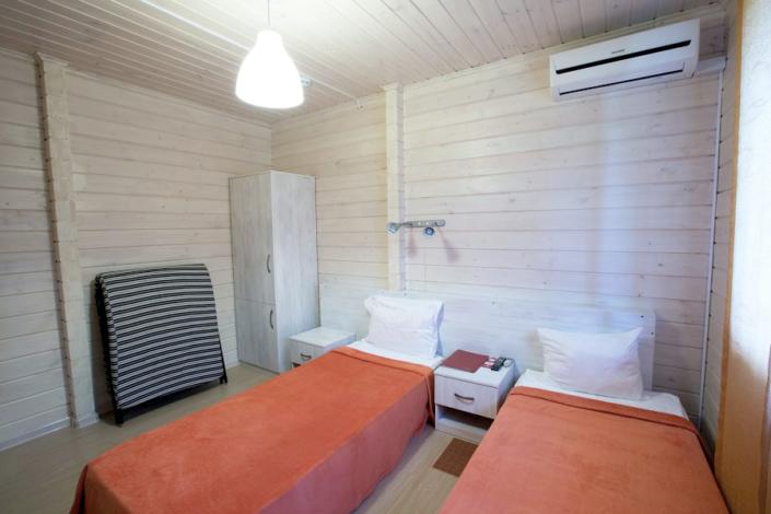 Стандарт Плюс двухместный курортного комплекса Заря Анапы