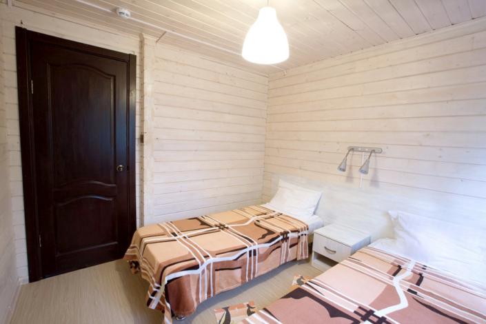 Стандарт двухместный двухкомнатный курортного комплекса Заря Анапы