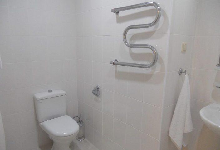 Туалетная комната номера Студия санатория Зеленая роща, Сочи