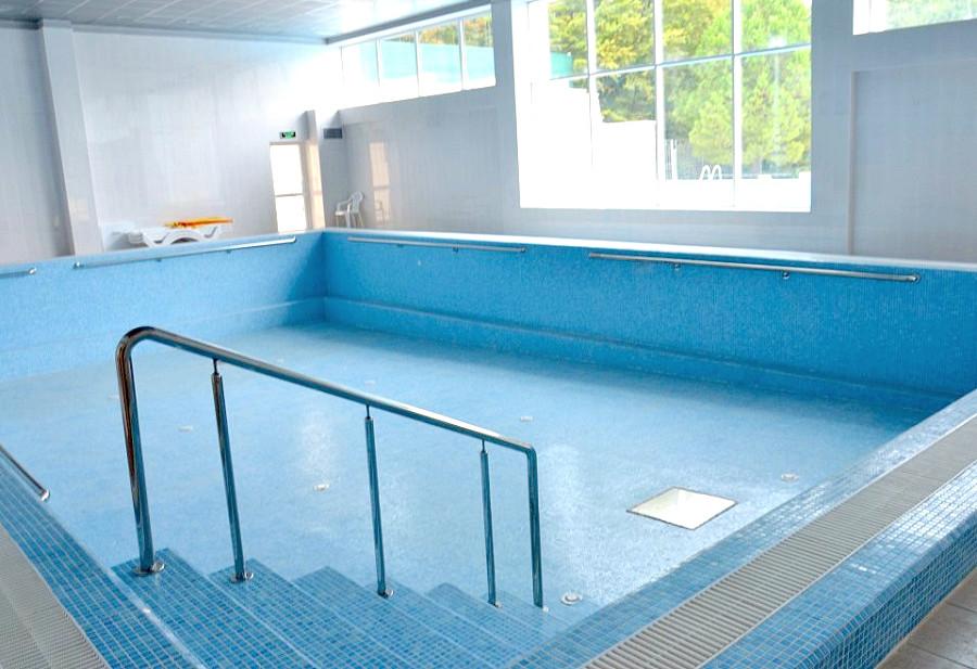 Крытый бассейн санатория Зеленая роща, Сочи