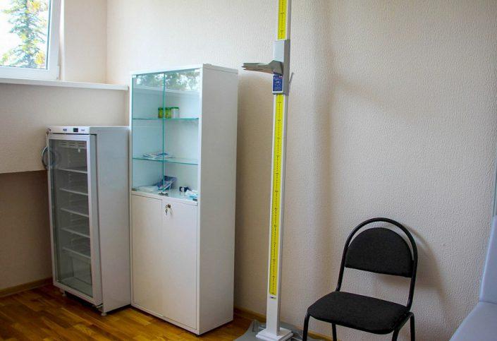 Медицинский кабинет спорткомплекса Жемчужина