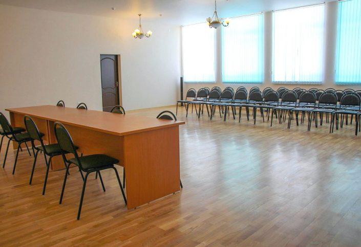 Конференц-зал спортивно-гостиничного комплекса Жемчужина