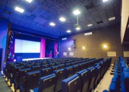 Киноконцертный зал санатория Жемчужина моря