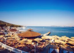 Пляж санатория Жемчужина моря