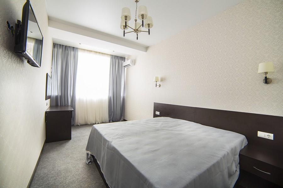 Стандартный номер отеля Жоэквара