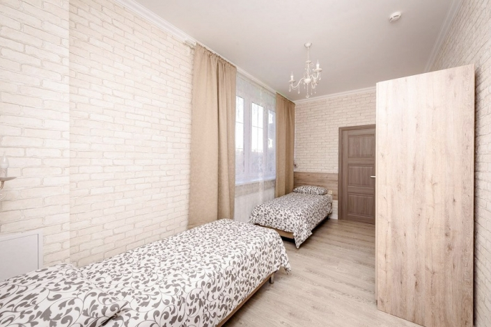 Стандартный четырехместный номер, корпус Вилла отеля Журавли