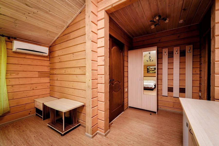 Стандартный номер, Деревянный корпус отеля Журавли