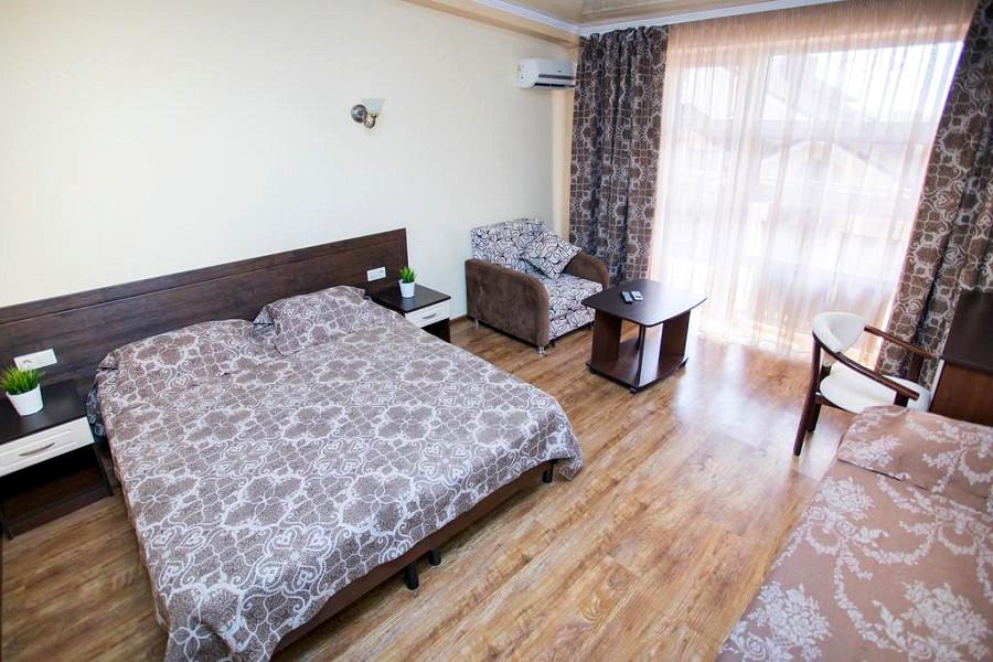 Студия двухместная гостевого дома Золотое руно