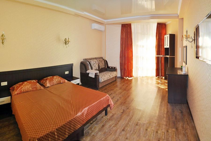 Люкс двухместный гостевого дома Золотое руно