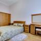 Люкс двухместный двухкомнатный, Корпус Графский санатория Золотой берег
