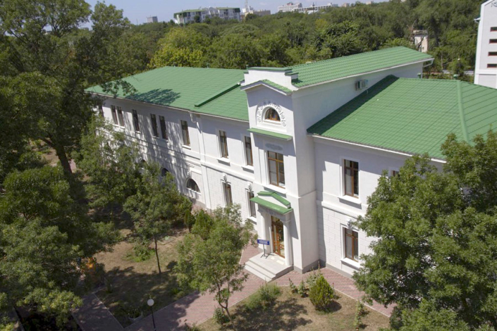 Лечебно-оздоровительный комплекс санатория Золотой берег