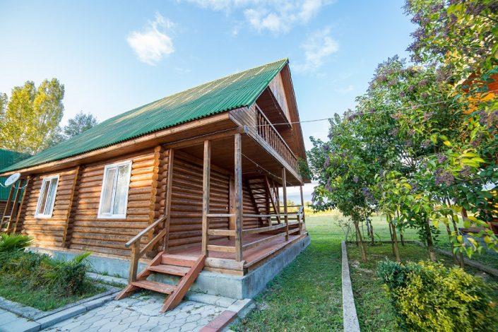 База отдыха Золотой берег Терло, Гудаута, Абхазия