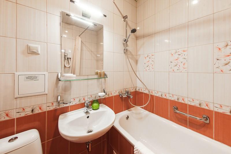 Туалетная комната Стандартного номера