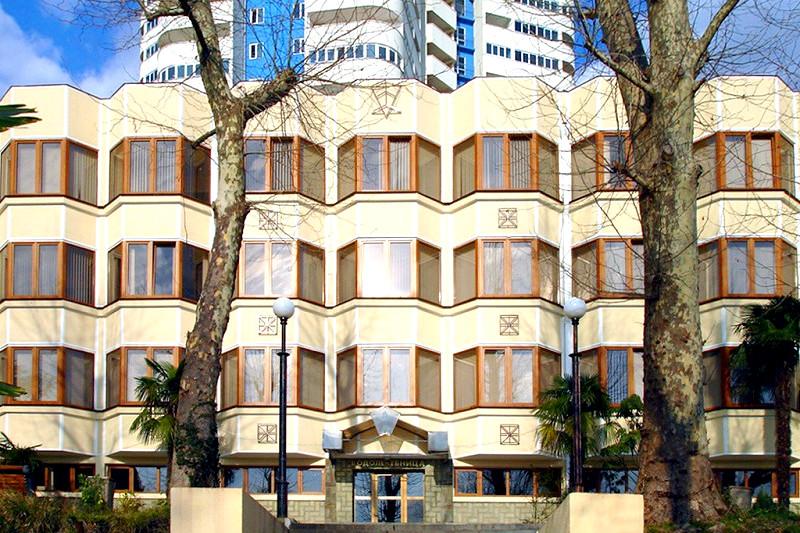 Корпус №6 санатория Золотой Колос, Сочи