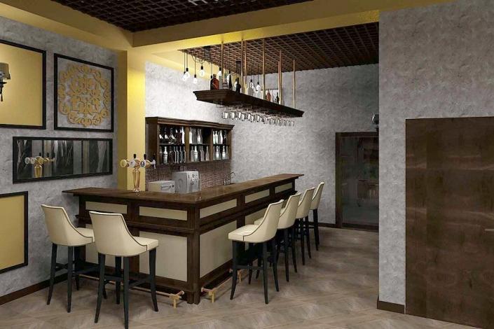 Караоке бар отеля Золотой якорь